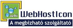 Tárhely és domain Logo